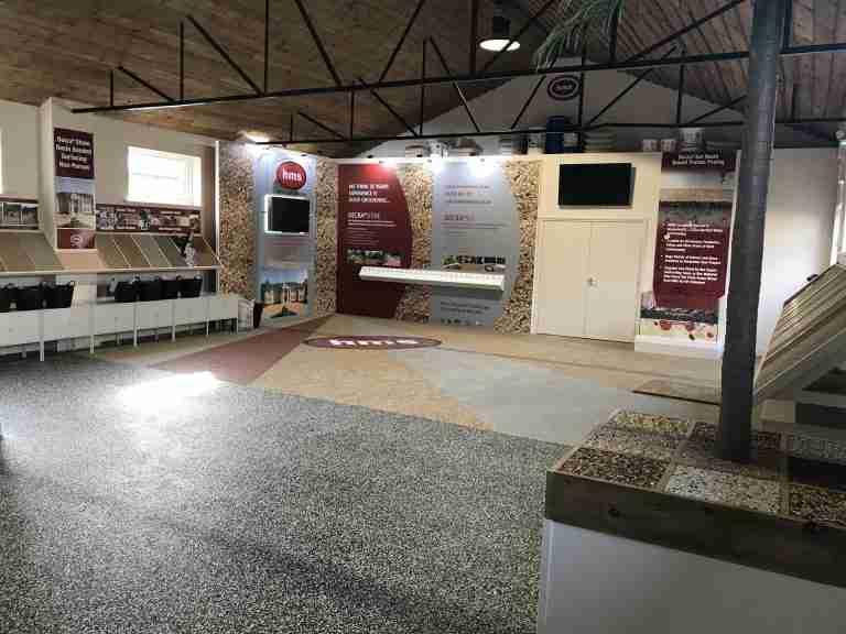 Resin Sales Direct Showroom