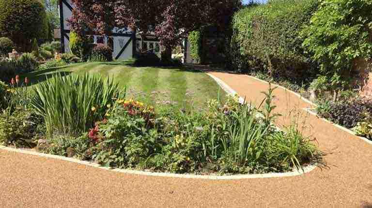 Resin Bound Gravel Gardens