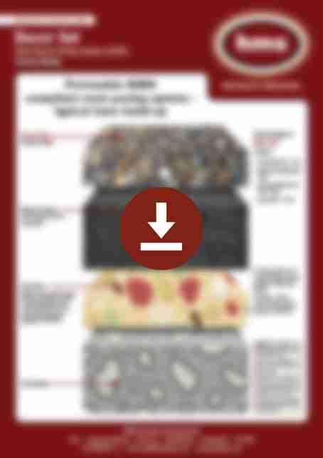 DecraSet Resin Bound Specification Sheet
