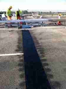 Joint sealing and asphaltic road repairs