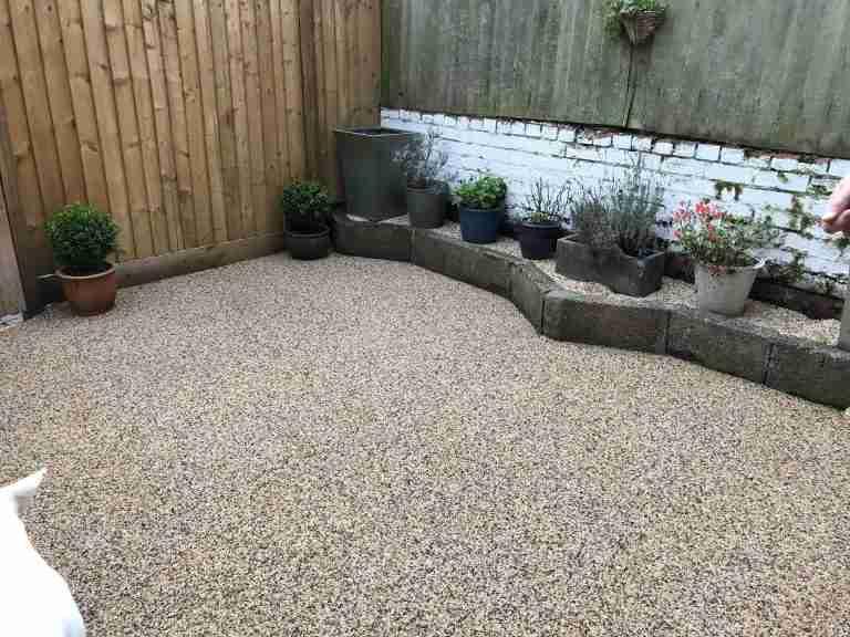 Decra®Set Resin Bound Patio & Courtyard - Private Property, Lutterworth