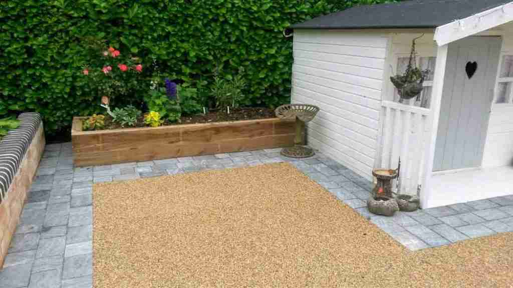 Decra®Set Resin Bound Patio & Courtyard