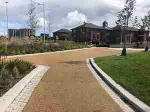 Resin Bonded at Hunger Hill in Poole