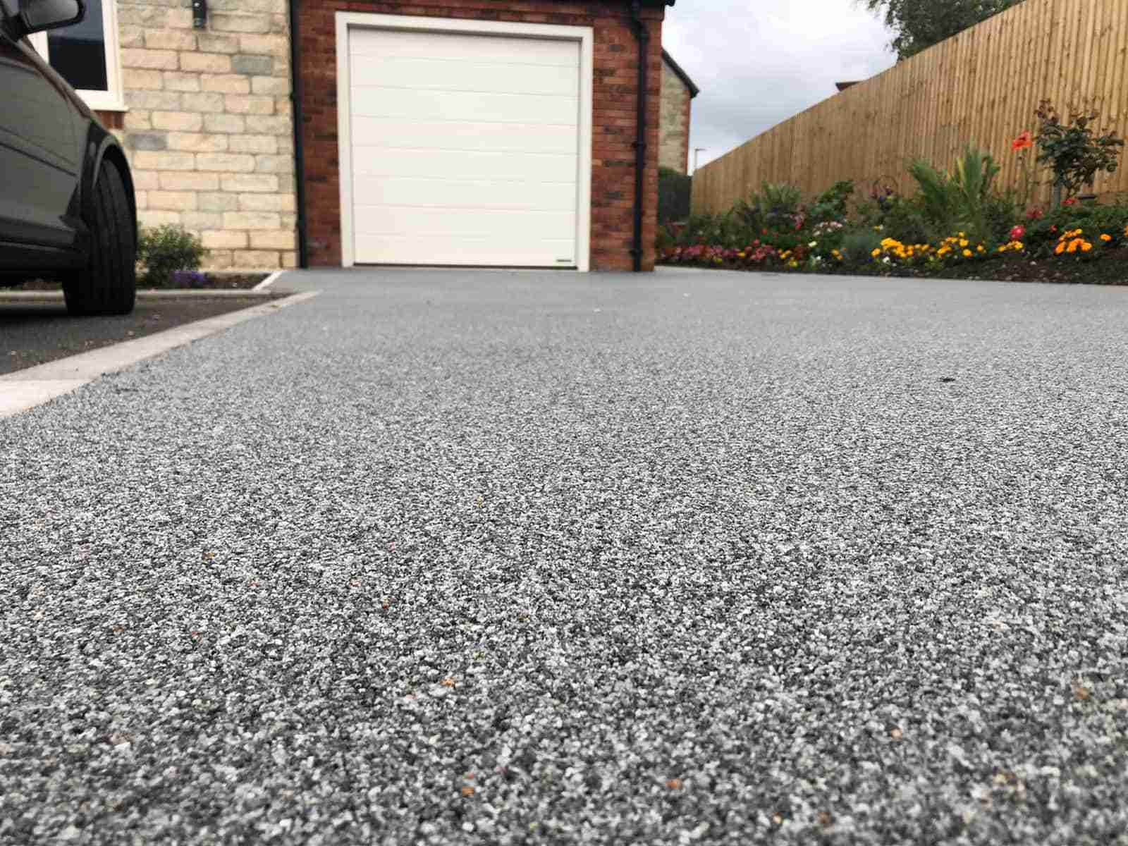 Invest in a new resin driveway