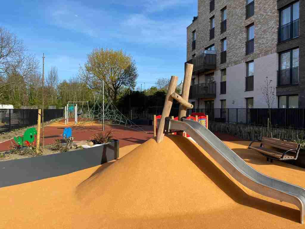 EPDM Playground Surfacing